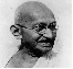 Gandhi, one of the world's great change agents